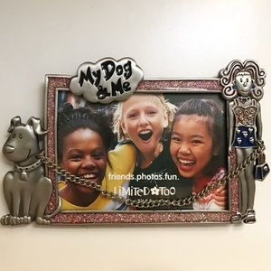 🎉FREE w/ purchase🎉 My Dog & Me Picture Frame